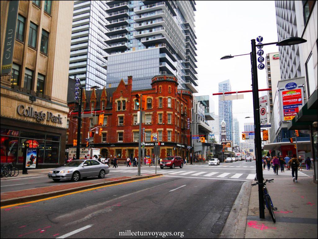 Branchement au centre-ville de Toronto rencontre un mauvais garçon fanfiction